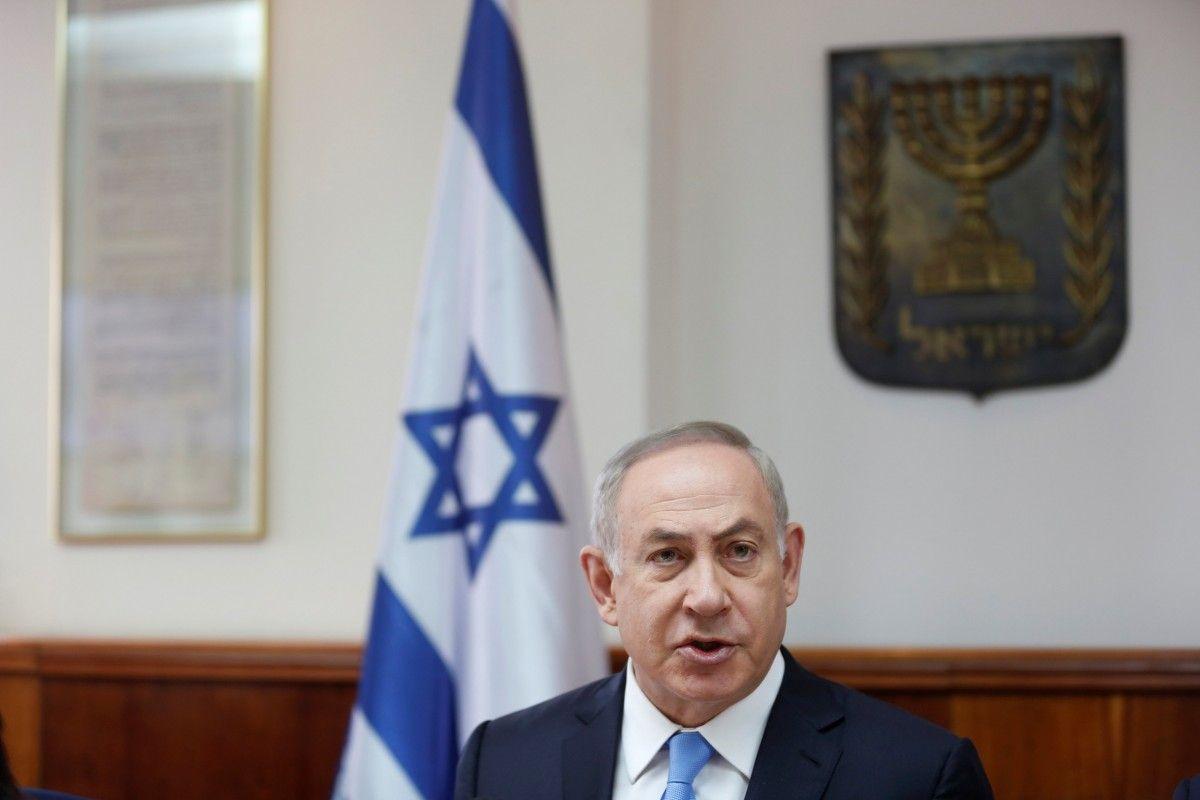 Премьер Израиля отказался отвстречи сминистром иностранных дел ФРГ