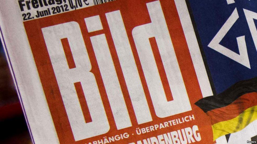 Немецкое печатное издание Bild бойкотирует Кубок конфедераций