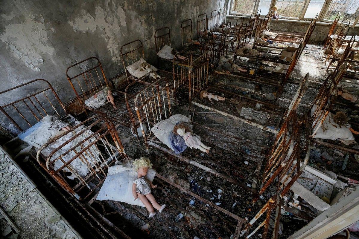 31 год трагедии наЧернобыльской АЭС