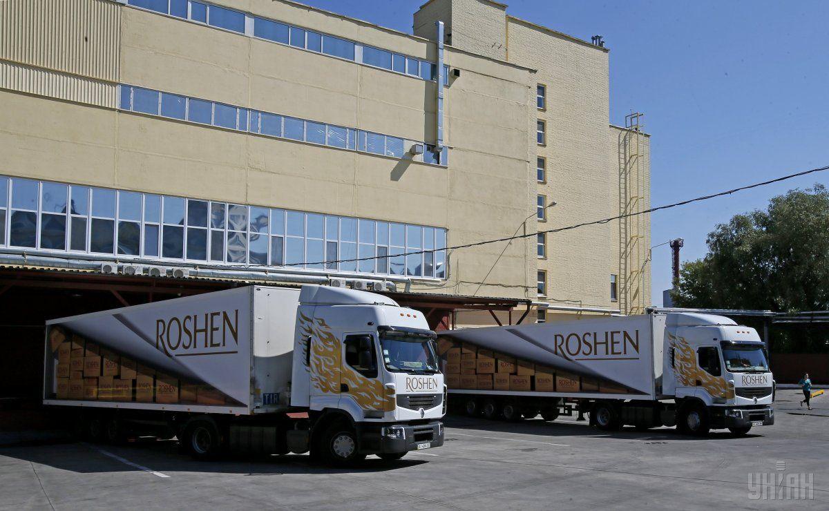 ВЛипецке закрывают фабрику Roshen, стартовали увольнения