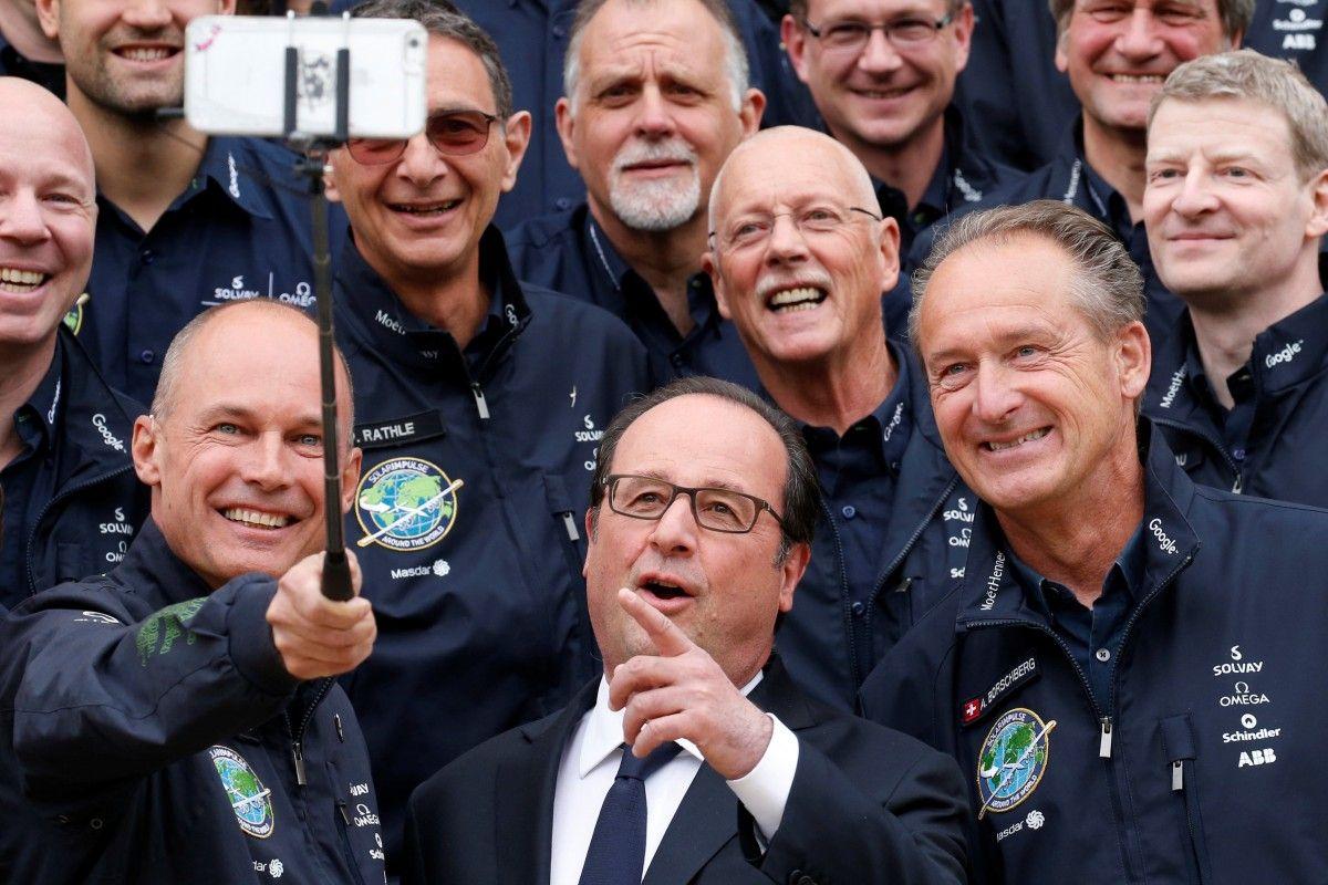 ЛеПен должна получить навыборах как можно менее голосов— Олланд