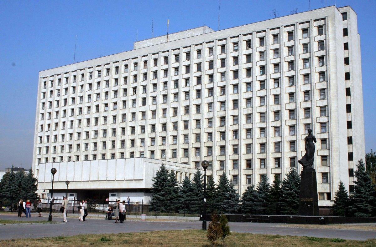 СБУ пришла собысками кглаве Киевского облсовета