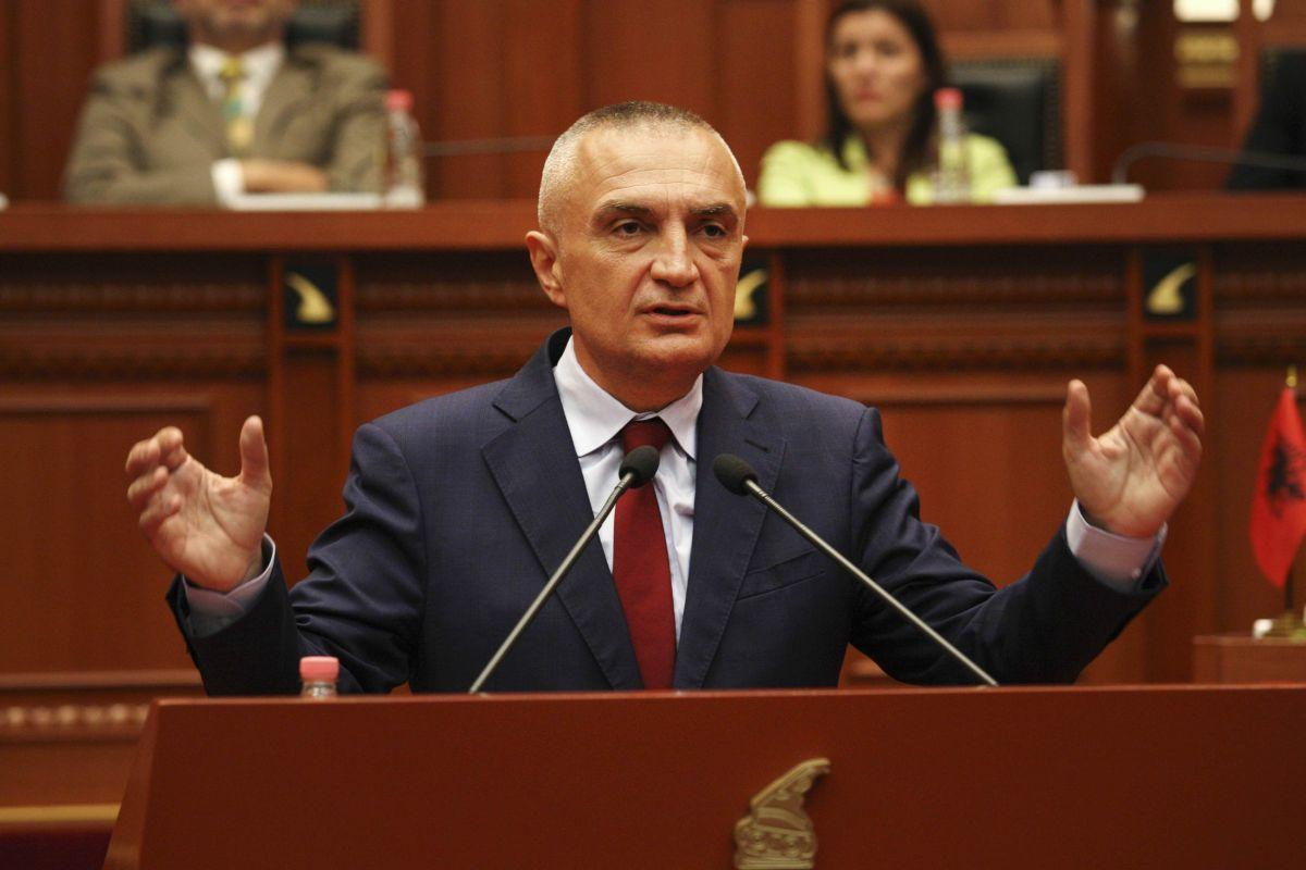 Парламент Албании выбрал президентом страны Илира Мету