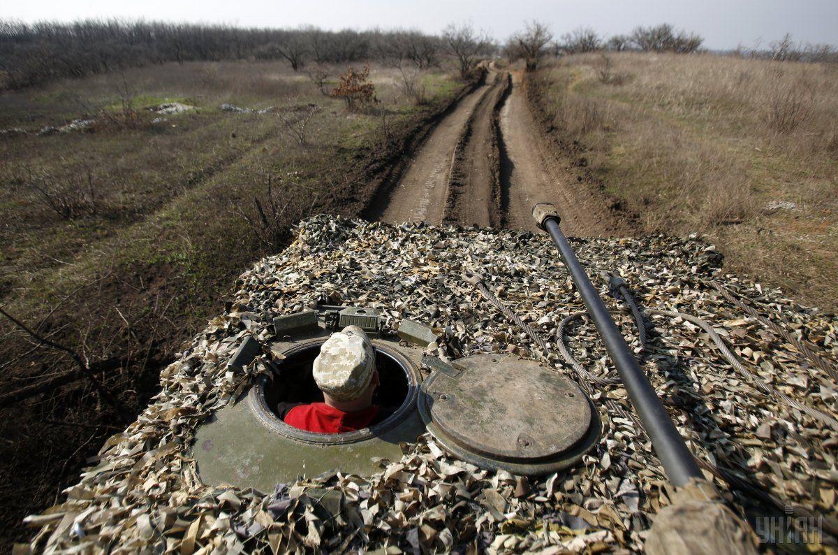 Двое украинских военных погибли, шестеро ранены— Сутки АТО