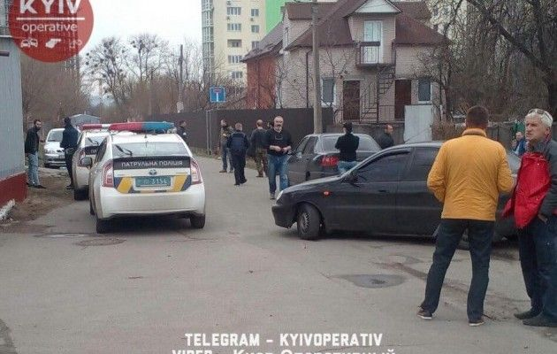 Милиция поймала банду автоворов— Стрельба вКиеве