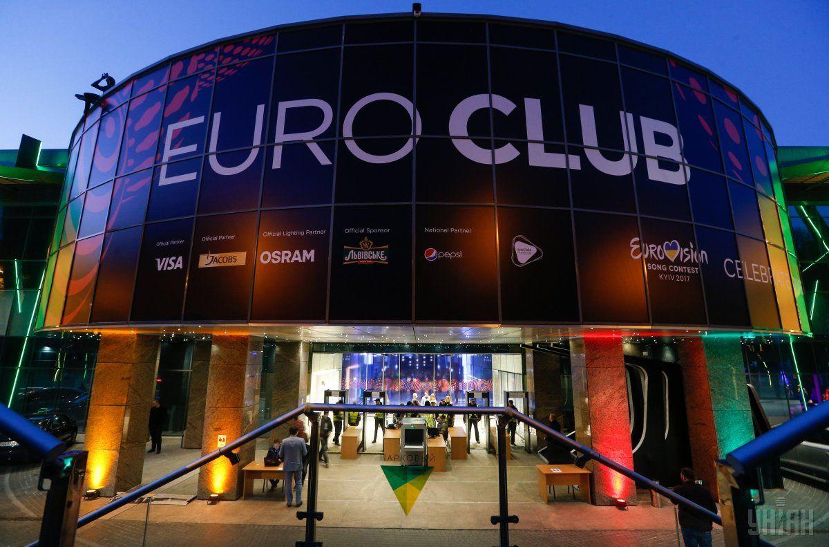 В государство Украину прибыли делегации из36 стран-участниц Евровидения