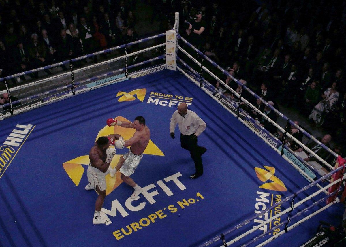 Команда Джошуа назвала оптимальное место проведения реванша против Кличко