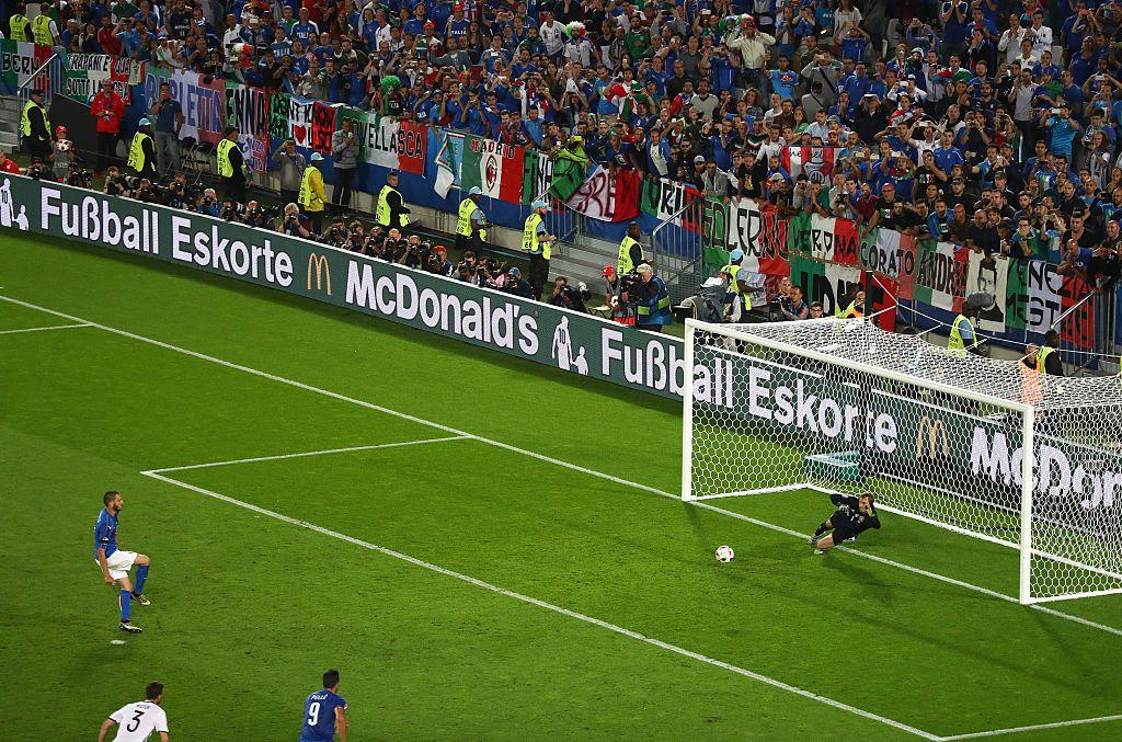 УЕФА изменил регламент послематчевых пенальти начемпионате Европы
