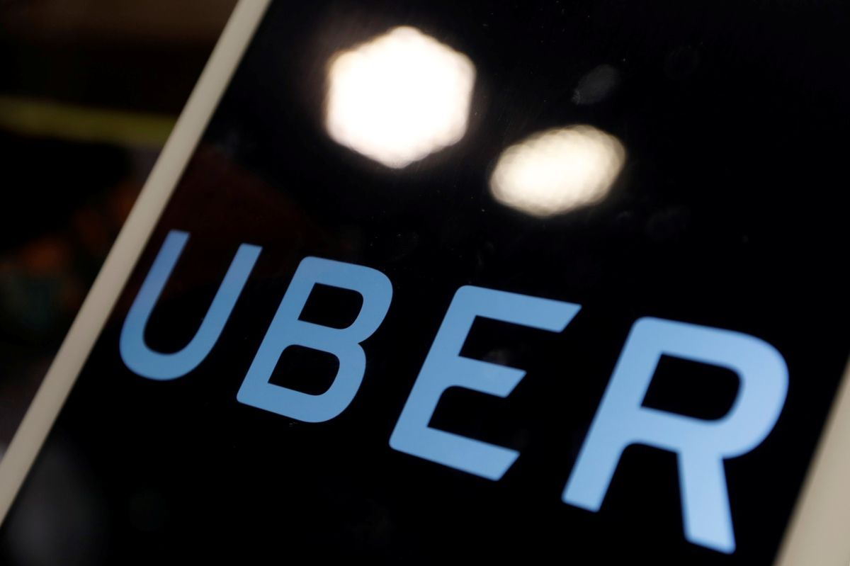 Такси Uber подозревали вприменении секретного программного обеспечения