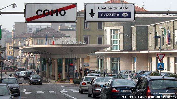 Италия ввела паспортный контроль ваэропортах для рейсов изшенгенской зоны