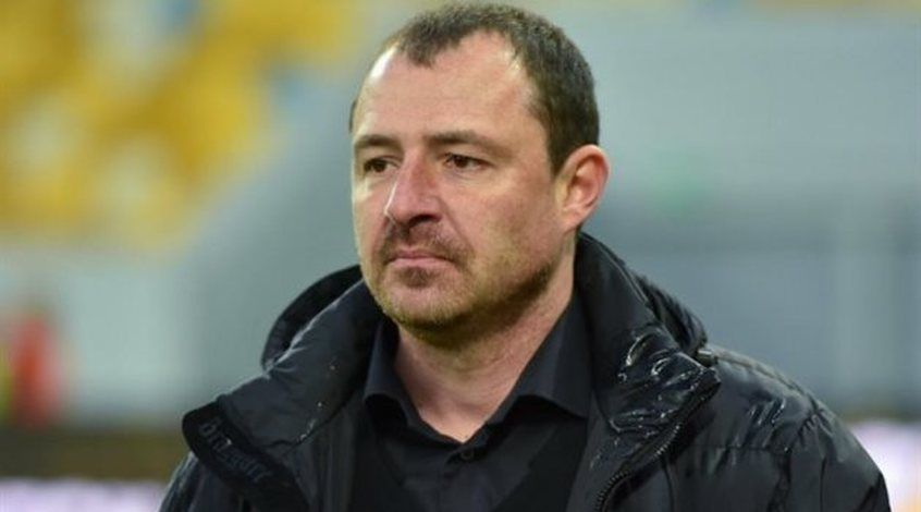 Футбольный клуб «Зирка» официально сделал Монарьова основным тренером