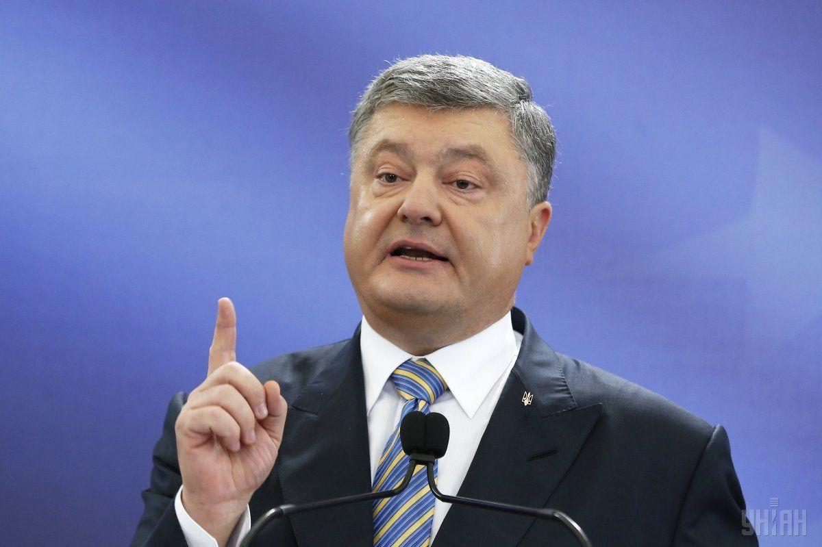 Нет Януковичу извинения после приглашения русских войск— Порошенко