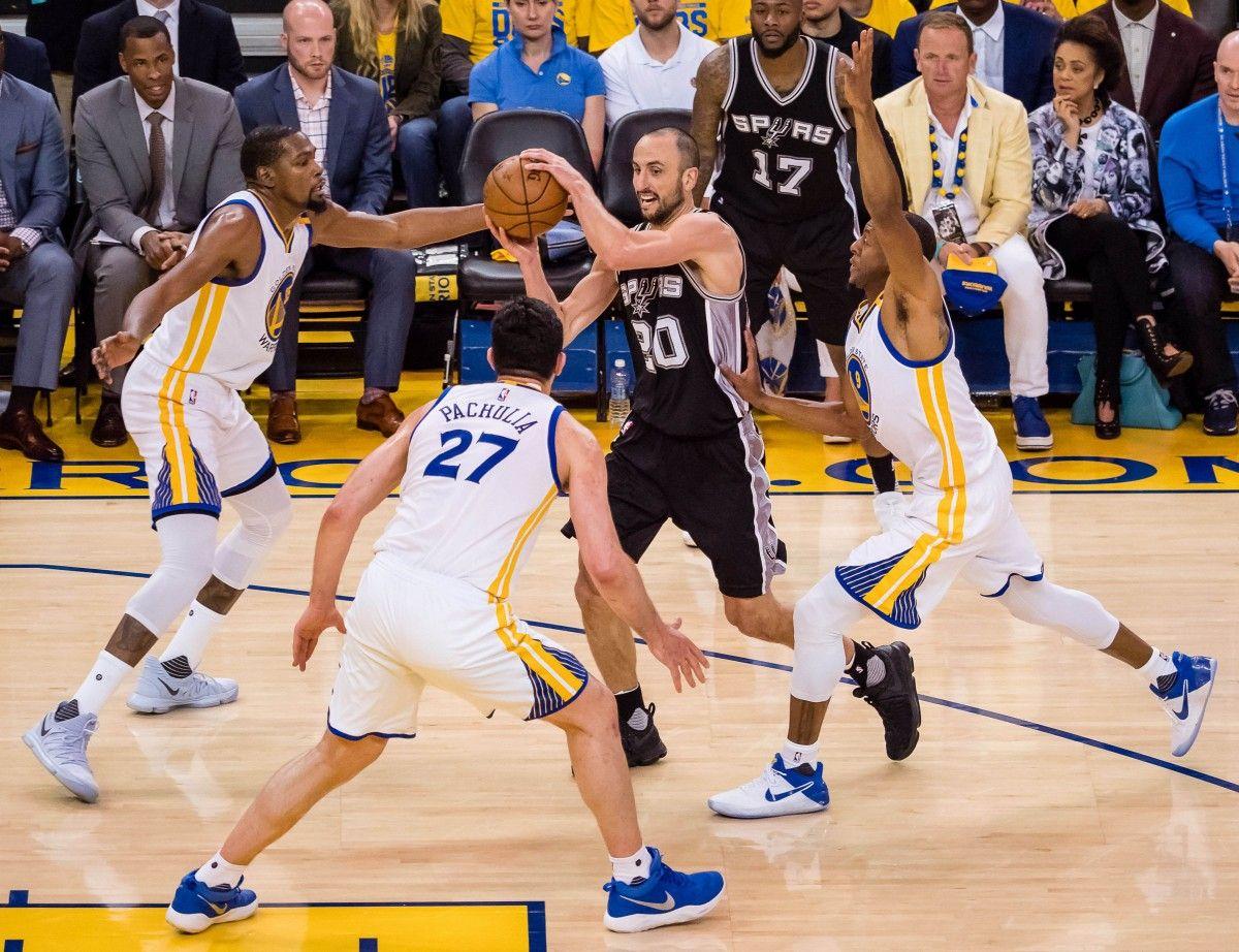 «Голден Стэйт» удвоил преимущество всерии плей-офф НБА
