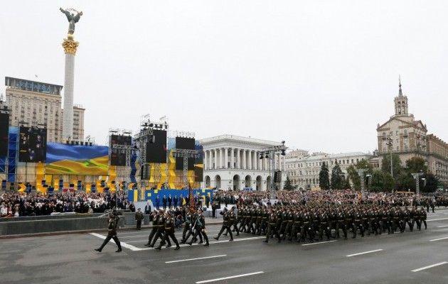 26-ий День Незалежності Україна відзначатиме із парадом