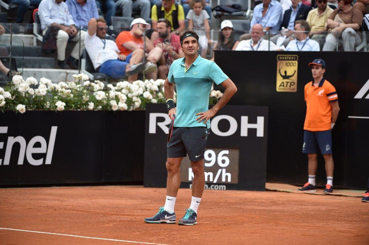 Федерер несыграет наRoland Garros