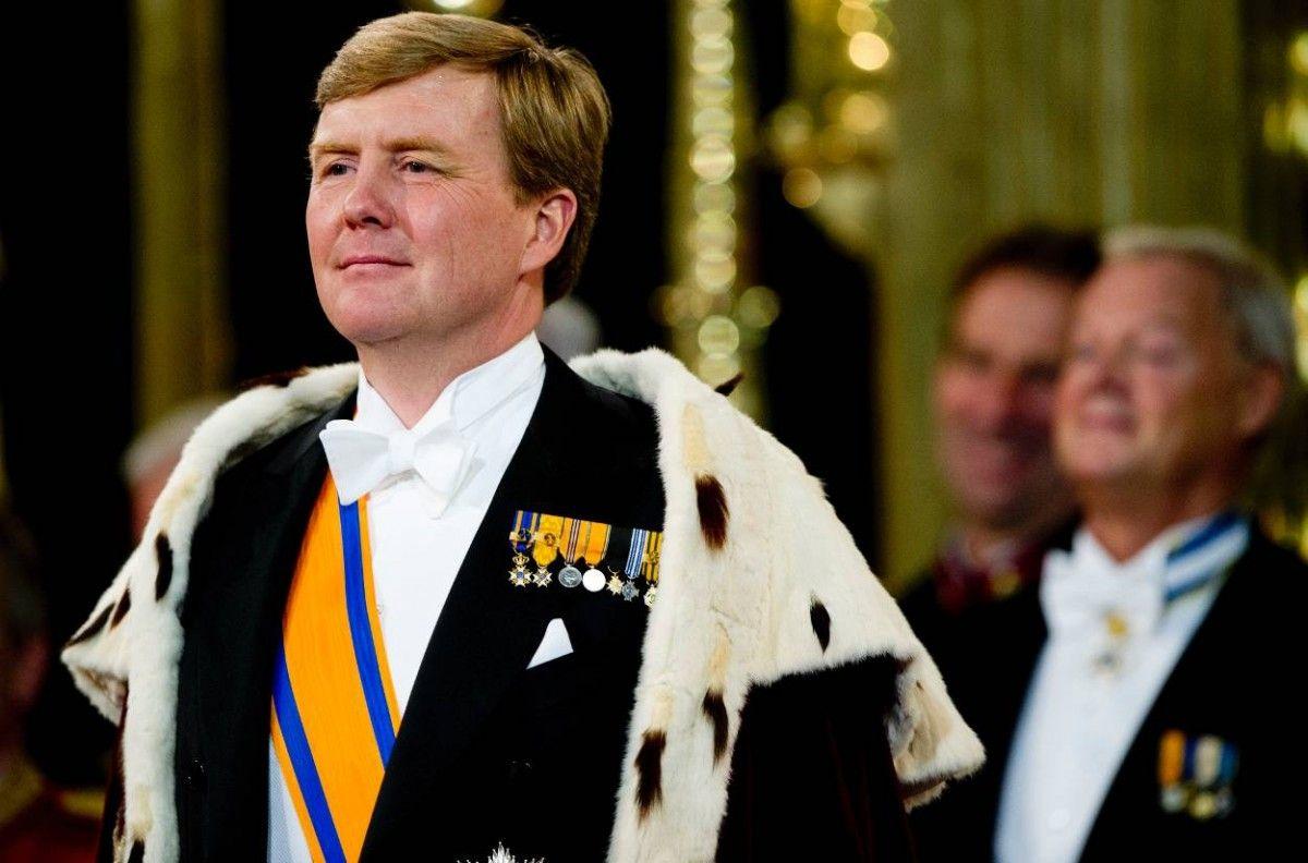 Король Нідерландів таємно працював пілотом пасажирського літака