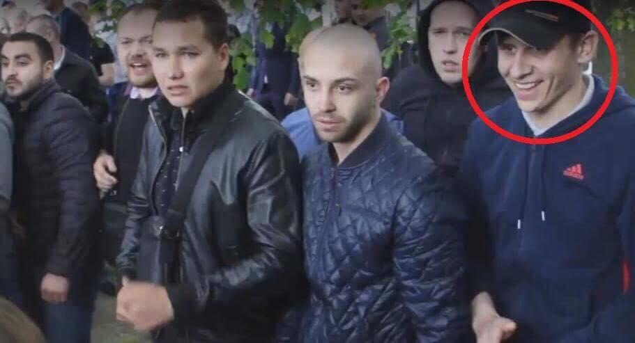 Правоохранители задержали еще одного подозреваемого встычках 9мая вДнепре