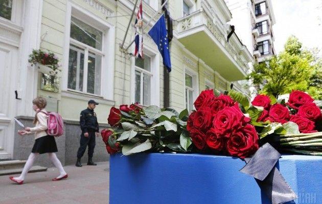 Российское посольство в великобритании пошутило над газетой the times
