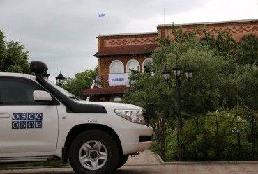Місія ОБСЄ зафіксувала суттєве зменшення кількості порушень режиму тиші на Донбасі