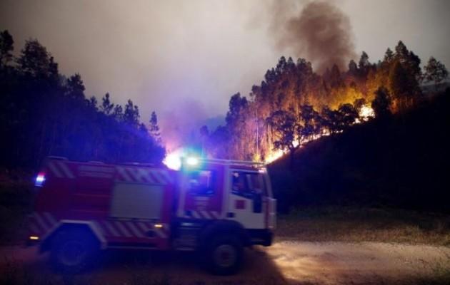 МЗС: Українців серед постраждалих внаслідок великої пожежі вПортугалії немає