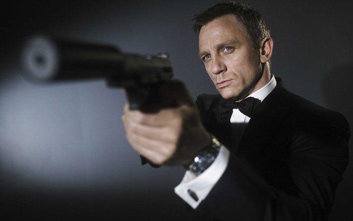 До ролі агента 007 повернувся Деніел Крейг / фото з відкритих джерел