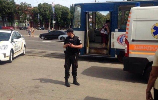 Стрельба в Запорожье Патрульная полиция Запорожья