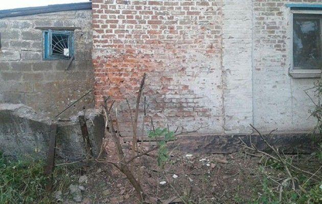 Жилые кварталы Авдеевки попали под обстрел, есть раненые