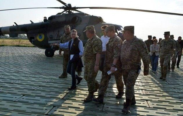 Спецпредставник США поУкраїні знов їде доКиєва