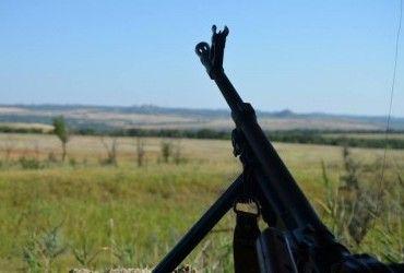 Сьогодні бойовики випустили понад 60 мін по позиціях біля Кримського, один військовий поранений - штаб