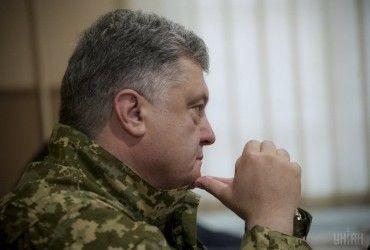 Україна поверне суверенітет над окупованими Кримом і Донбасом - Порошенко