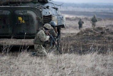 Доба в АТО: бойовики 23 рази порушили перемир'я, втрат серед військових немає