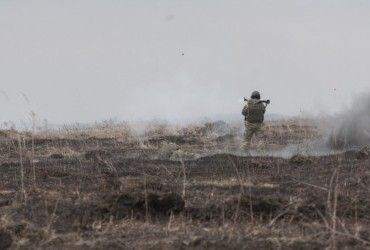 Минулого тижня на Донбасі зафіксовано 1 тисячу 882 порушення режиму припинення вогню - Хуг