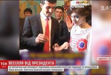 Свадеб на таджикском языке