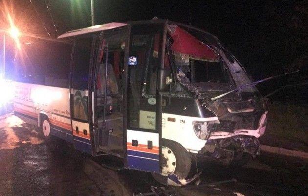 Нічна ДТП вОдесі: 12 постраждалих, є загиблий— фото, відео