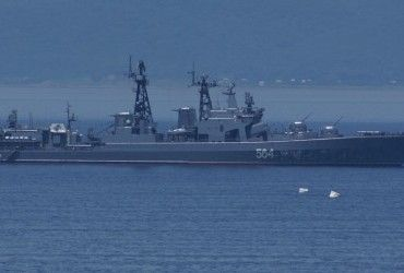 РФ і Китай проведуть спільні військово-морські навчання