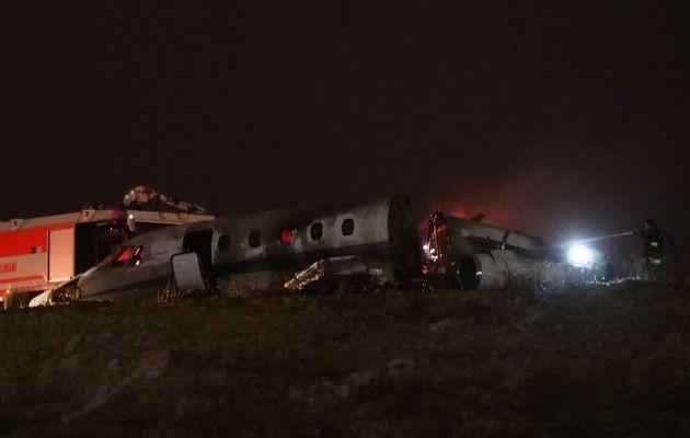 Ваеропорту Стамбула під час посадки загорівся приватний літак, є постраждалі
