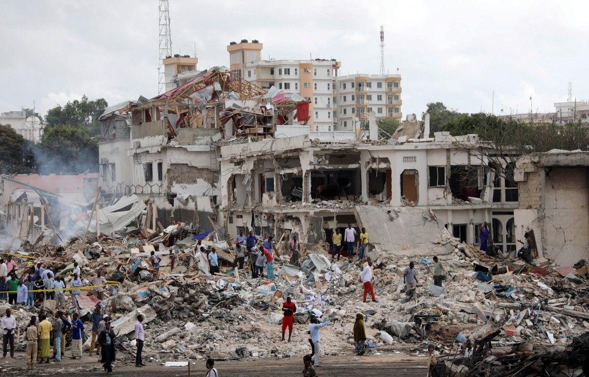 1508072352 7263 - Американские военные в Сомали - США выведут почти всех военных из Сомали к 2021 году — Новости мира