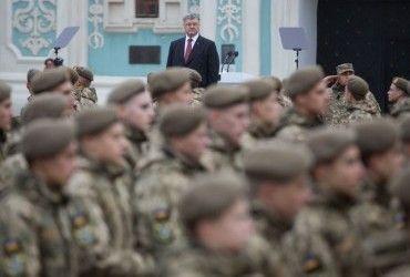 Порошенко: підрозділи Збройних сил готові до будь-якого сценарію в зоні АТО