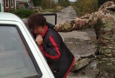 Спецслужби викрили в зоні АТО агентурну мережу бойовиків