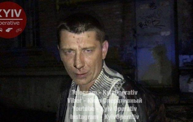 ВКиеве словили нетрезвого таксиста, который хотел съесть ключи