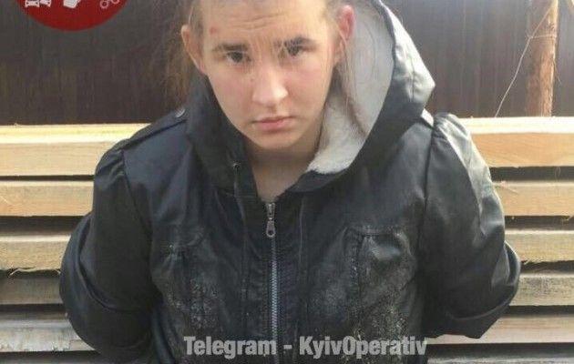 МВД: малыша вКиеве украла пара, которая потеряла своего ребенка