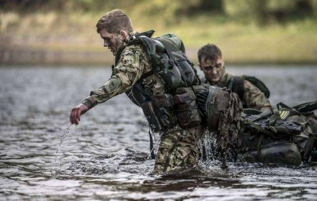 Українські військові виграли срібло на міжнародних елітних змаганнях спецназу Cambrian Patrol