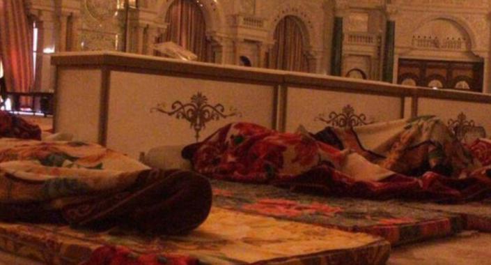 U Saudivs'kij Araviї zaareštovanyx prynciv trymajut' v pjatyzirkovomu hoteli / Twitter