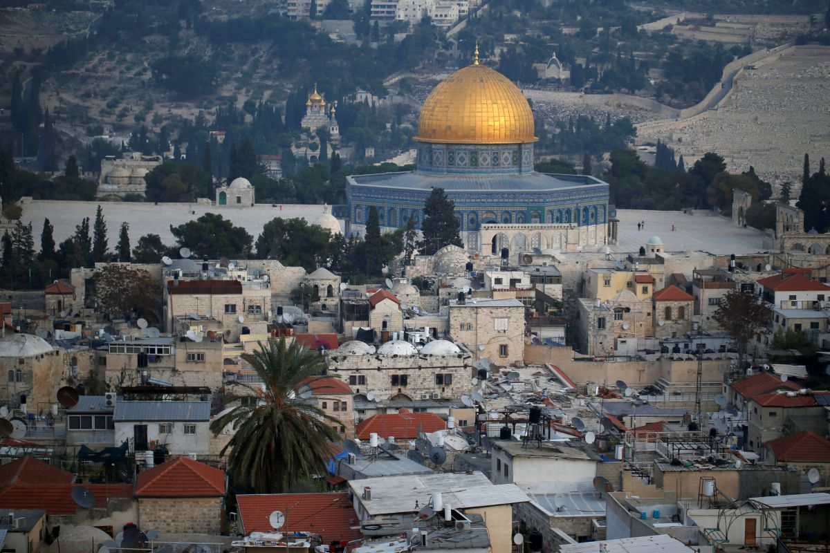 Иерусалим – город трех религий: через тысячи лет по пути Христа