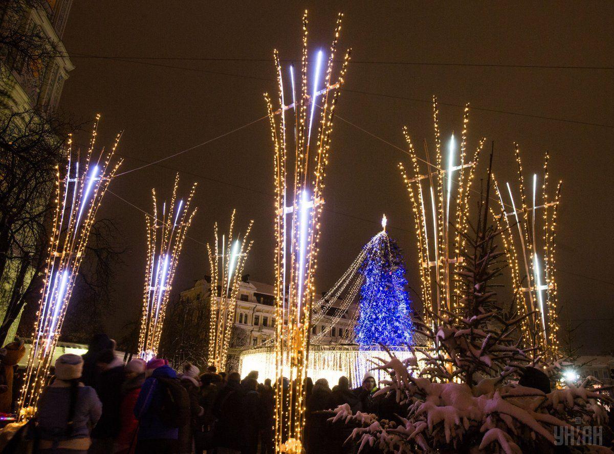 Главная елка страны фото
