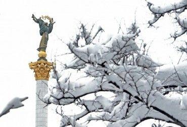 Ukraїnu vzymku nakryjut' rekordni morozy