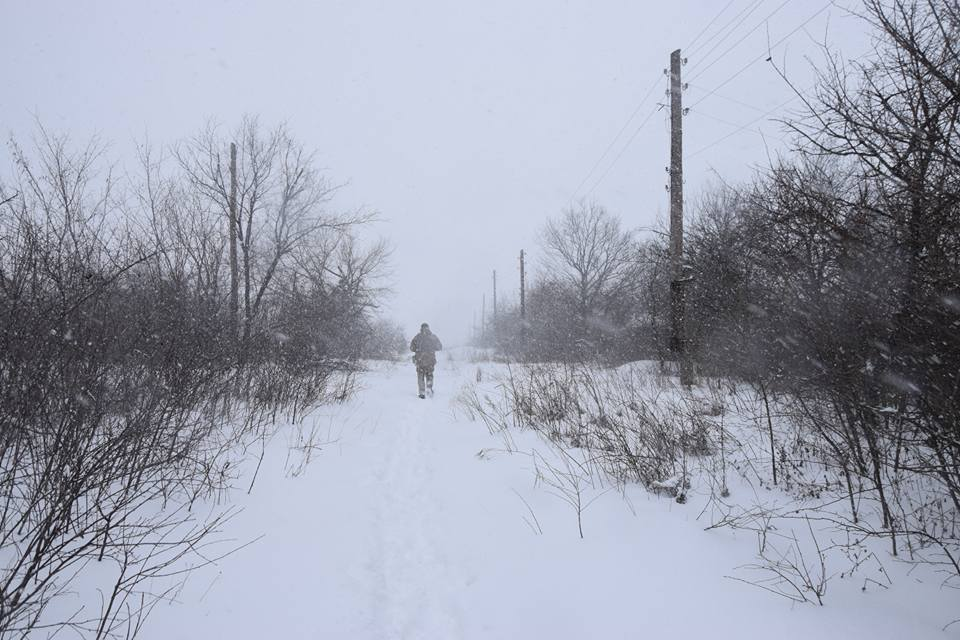 ВСУ способны дать отпор агрессору на Донбассе, каждый его обстрел не остается без ответа – Наєв photo