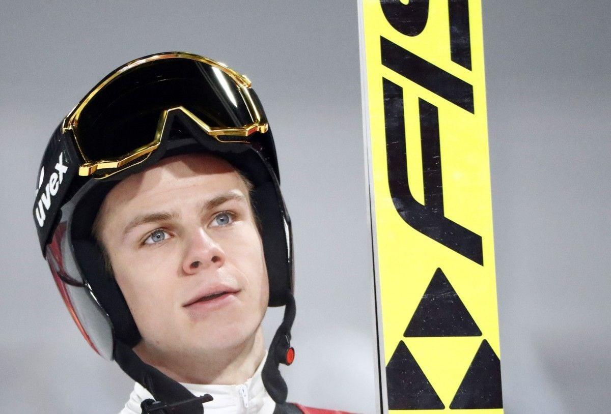 Andreas Vellynher vyhrav peršyj etap zmahan' zi strybkiv z tramplinu / Reuters