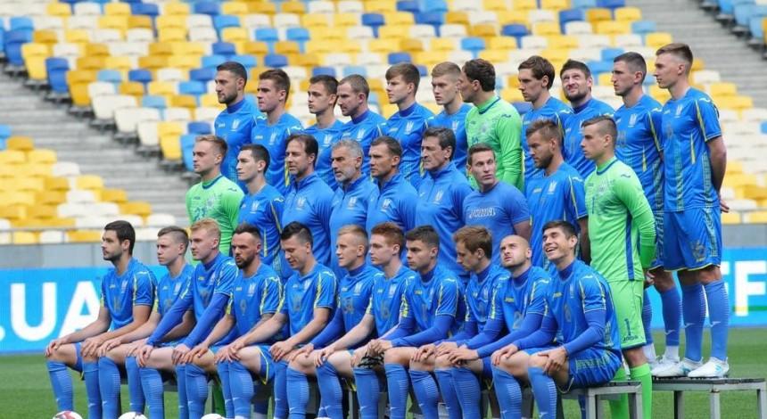 Zbirna Ukraїny zberehla pozyciju v rejtynhu FIFA pislya ČS