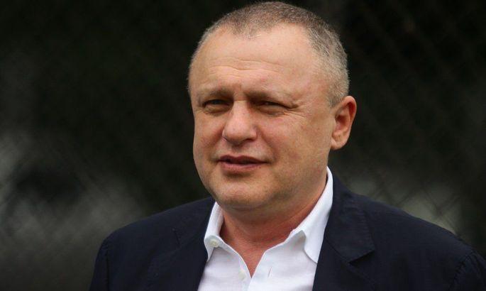 Суркіс підкреслив, що команда боролася / фото: dynamo.kiev.ua